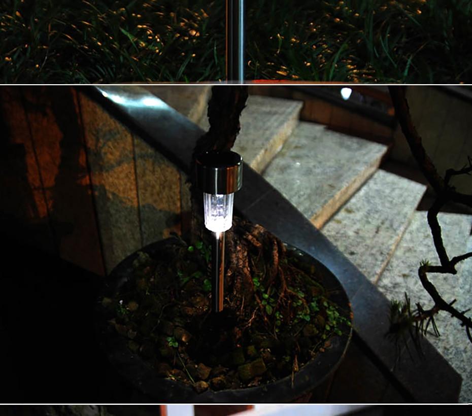 Ao Ar Livre Luzes Led de Bateria