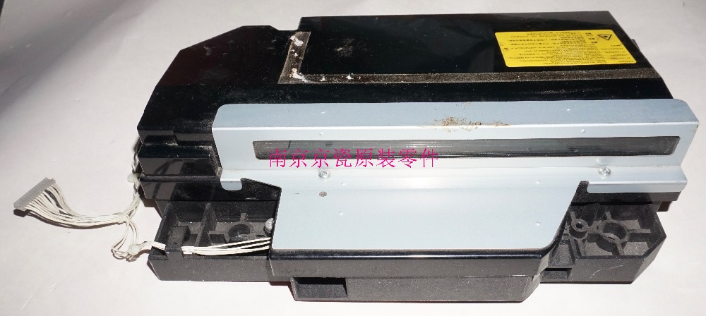 Used Well Kyocera 302GR93091 LK-710 LASER UNIT for:KM-5050 4050 3050 FS-9130 9530 new original kyocera 302gr25190 thermistor fuser nc for km 5050 4050 3050 ta520i 420i fs 9130dn 9530dn