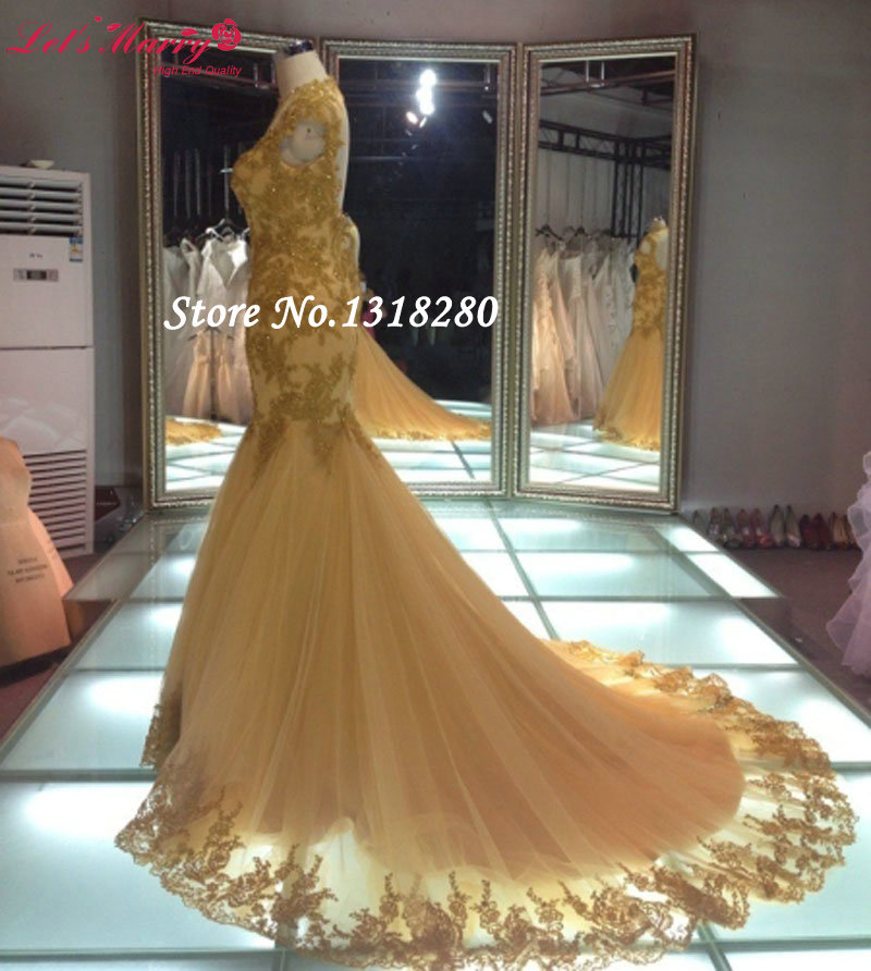 gold mermaid wedding dress wwwpixsharkcom images