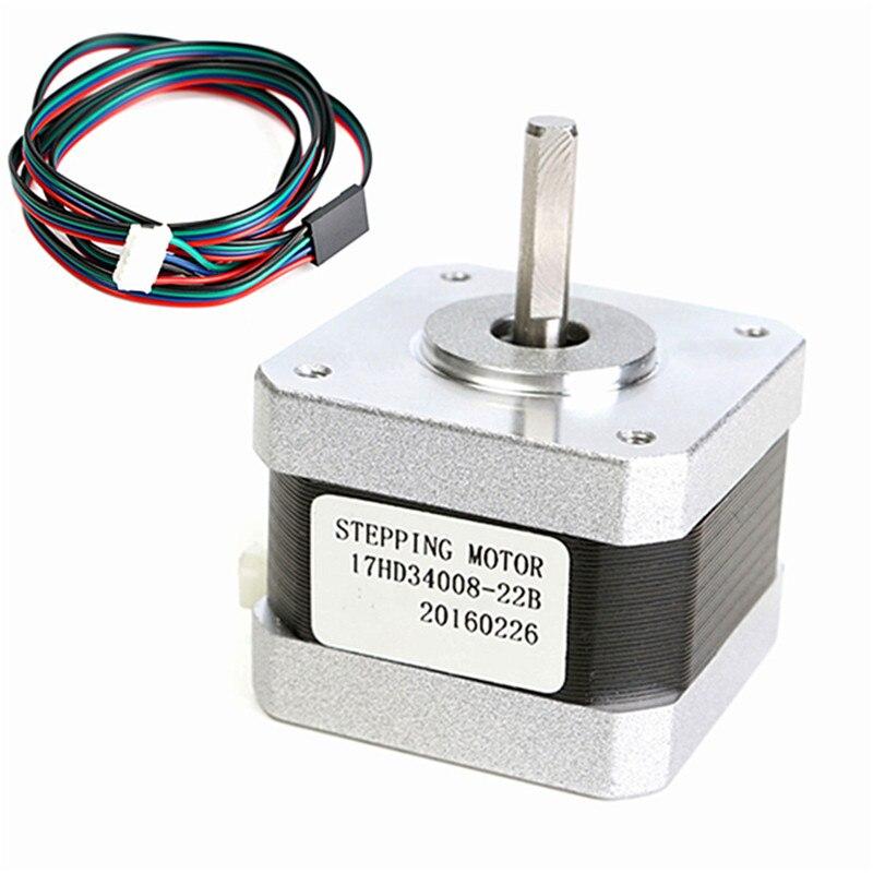 For nema 17 stepper motor 3d printer hi torque 300mn m for Nema 17 stepper motor torque