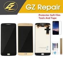 Оригинальный 5,5 «для Motorola Moto E4 плюс XT1770 XT1773 XT1771 XT1772 ЖК-дисплей с стекло сенсора Digiziter с комплектами