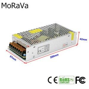 Image 3 - אספקת חשמל DC 12V 1A 2A 3A 5A 10A 12A 15A 20A 30A 40A תאורת שנאי עבור LED הרצועה אור מיתוג כוח מתאם נהג