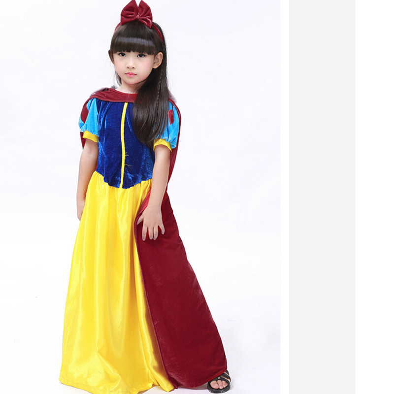 Princess Dress Halloween As Fashion COSPLAY Masquerade Costumes Princess Dress Party Supplies
