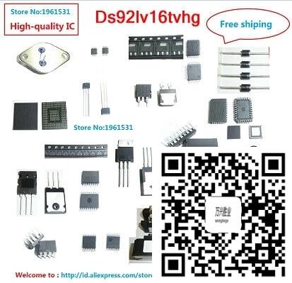 все цены на Ds92lv16tvhg SERDES LVDS 16BIT BUS 80-LQFP 1 pcs 1PCS/LOT In stock онлайн