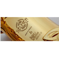 Promotion Best Selling French Henri Selmer Paris Alto Saxophone 802 E Flat Electrophoresis Gold Saxe Top