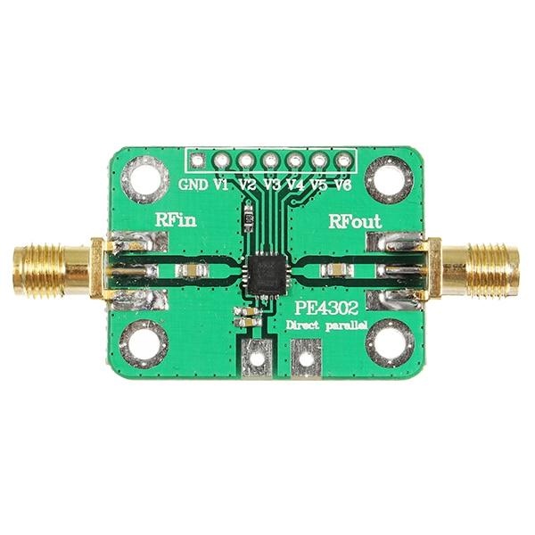 NC Attenuator PE4302 Parallel Immediate Mode