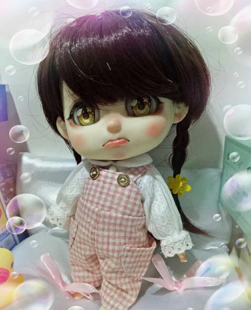 Free shipping 1 8 BJD Doll Gloomy Bru