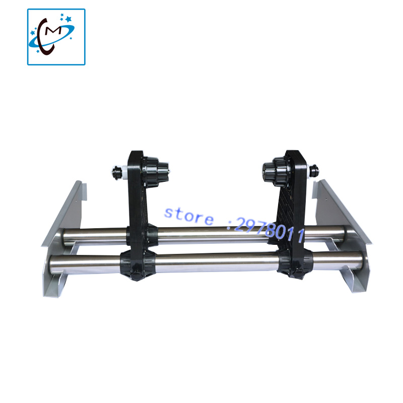 Outdoor piezo photo printer sheet feeder  Mutoh Roland Mutoh auto feeding system paper feeding system spare part yamaha pneumatic cl 16mm feeder kw1 m3200 10x feeder for smt chip mounter pick and place machine spare parts