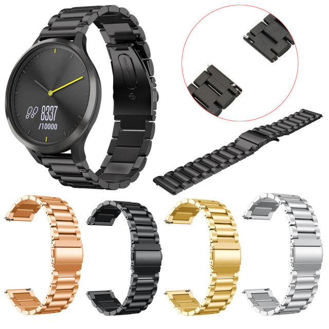 20MM Watch Strap 2018 High Quality Replacement Stainless Steel Watch Band Bracel