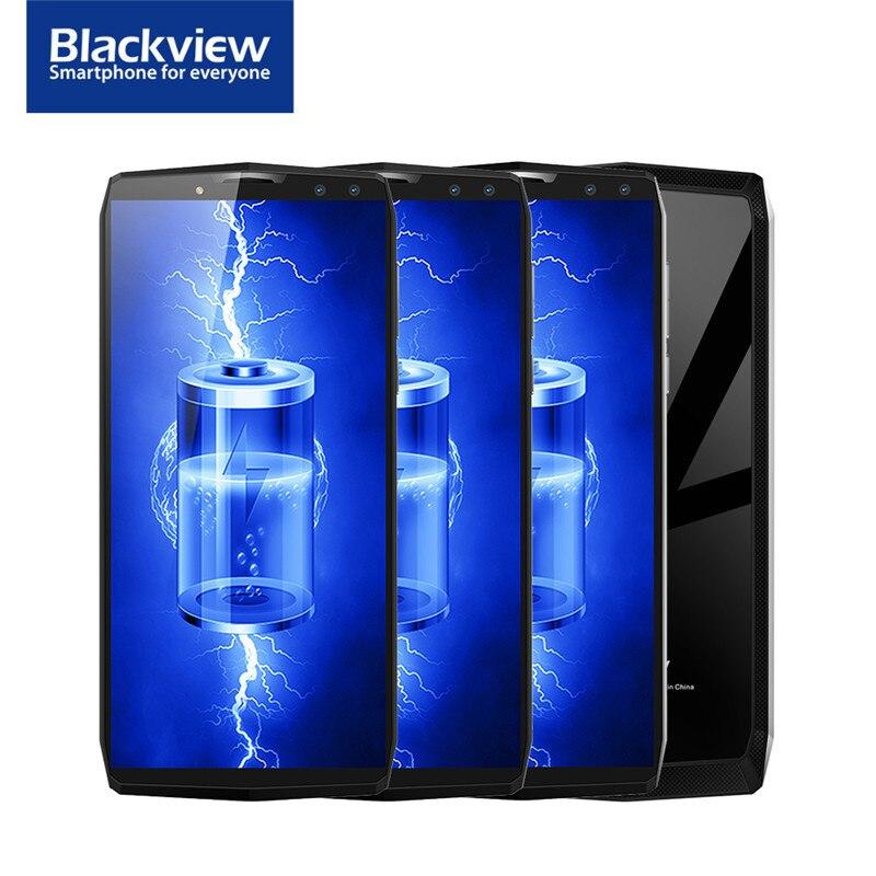 Blackview P10000 Pro Smartphone Android 7.1 11000 mah Longue Standy Mobile Téléphone 5.99 En-Cellulaire HD Octa Core 4 gb RAM 64 gb ROM Téléphone