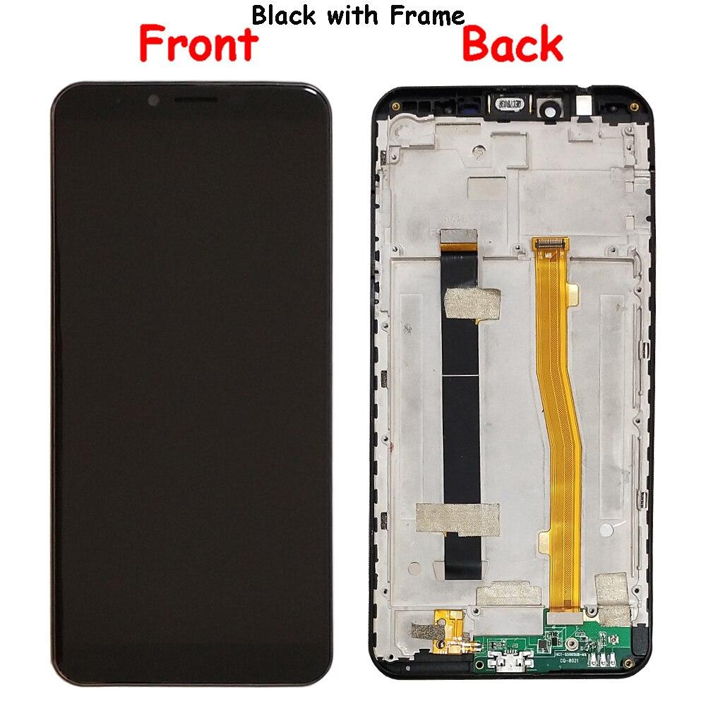 Pour écran LCD et écran tactile NUU Mobile G2 avec remplacement de l'assemblage du cadre avec outils pour NUU Mobile G2 - 3