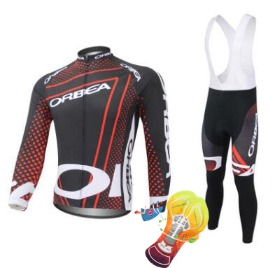 2017 Team ORBEA Long Ropa Ciclismo Cycling Jerseys sets/Autumn Mountian Bicycle Clothing/MTB Bike Clothes For Man 2017 men s cycling jersey mtb bike clothing orbea team cycling clothing ropa ciclismo jerseys pro bicycle wear bike clothes sets