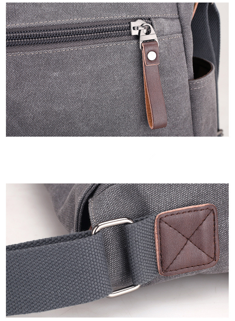 HTB1cfNYbEvrK1RjSspcq6zzSXXaq 2019 Brand Designer Men's Briefcase Canvas Crossbody Bags for men 14 Inch Laptop Shoulder Bags Buisness Office Men Messenger Bag