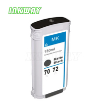 For HP 72 Matte Black Ink Cartridge For Hp72 C9403 For Designjet T1200 T1200ps T1100 T1100ps