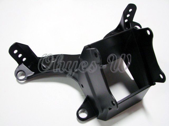 Upper Fairing Cowl Headlight Stay Bracket   For  2006-2007 Yamaha YZF R6 upper fairing cowl headlight stay bracket for 2006 2007 yamaha yzf r6