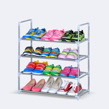 Connaught simple multi-layer shoe rack storage compartment Household hostel