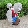 "30cm/45cm Big Plants VS Zombies Soft Plush Toy Doll 11"" Gargantuar Zombie PVZ Plush Stuffed Doll"