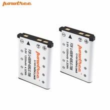 2X 3.6V 1200mAh NP-45 NP-45A NP45 Battery For FUJIFILM Z10fd Z20 fd Z70 Z90 Z80 Z100 Z200 Z300 Z700 Z800  Z950 Z900 EXR L25