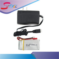 7 4V 1500Mah 25C JST Lipo Battery With US China Plug Adapter For WLtoys V913 Q212G