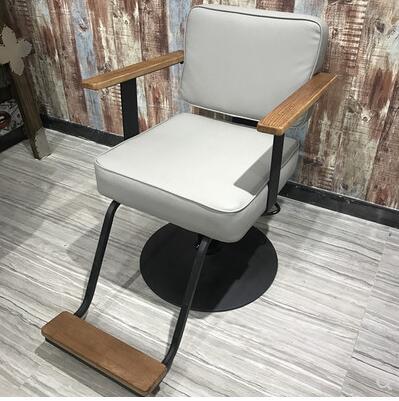 Купить с кэшбэком Simple barber chair hair salon special cut hair chair hairdressing shop hair chair European style modern style chair.