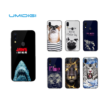 For UMI  Umidigi A3 for Silicon Case Mobile Phone Back Cover-Animal