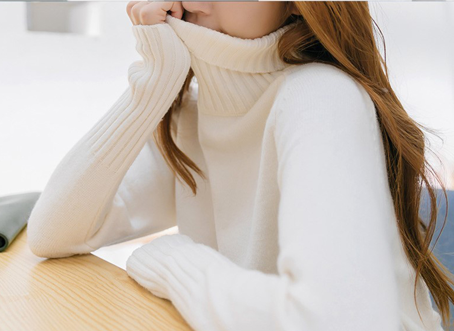 Surmiitro Sweater Female 19 Autumn Winter Cashmere Knitted Women Sweater And Pullover Female Tricot Jersey Jumper Pull Femme 23