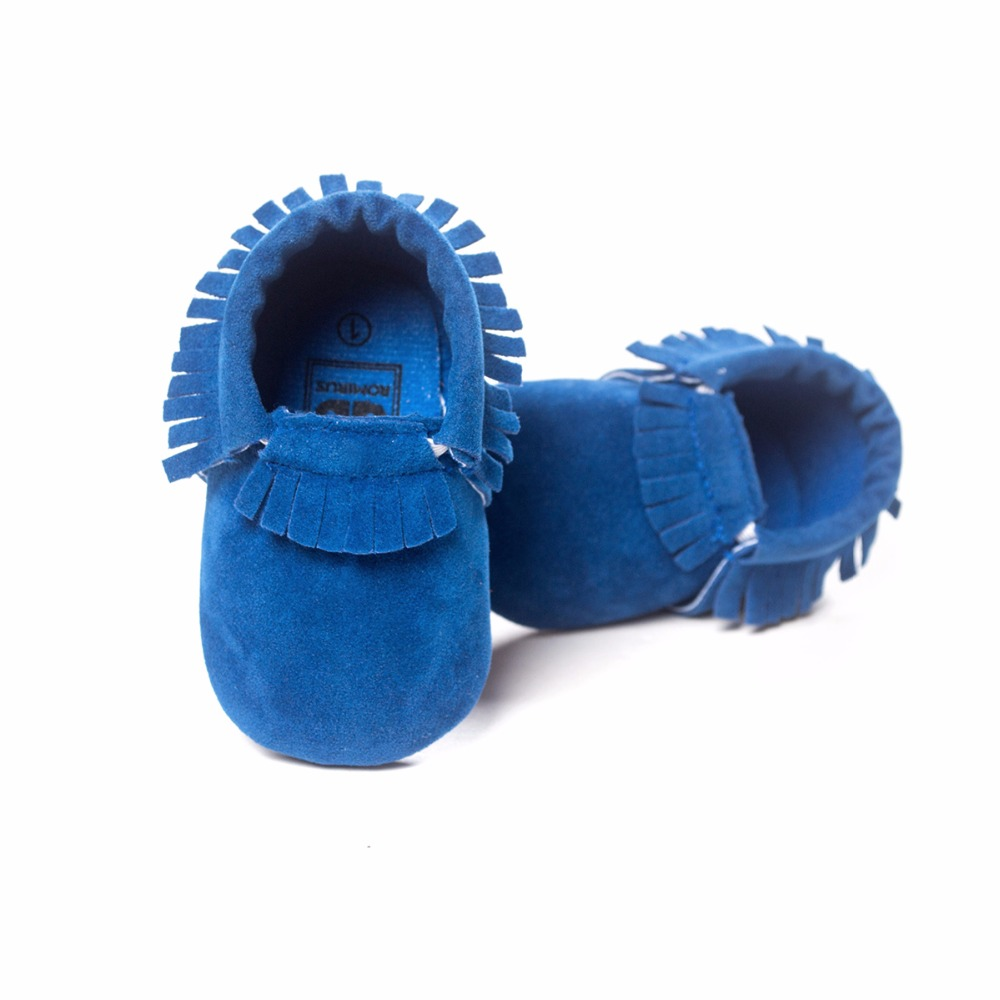 New Classic Tassel and bow Baby Shoes pu leather baby moccasins First Walkers boys girls Sneakers Crib shoes