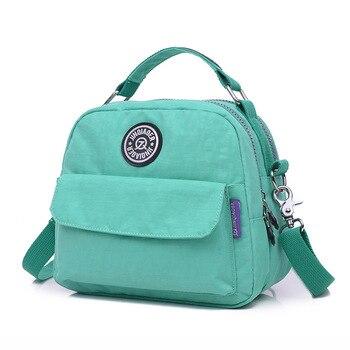 Women's backpack 2019 small backpack female Nylon bag fashion travel waterproof Kiple backpack crossbody Shoulder Bag