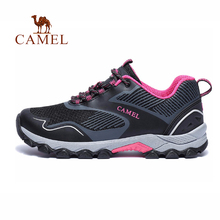 CAMEL 2018 Women Walking Shoes Light Shock Absorption Cushionning Breathable Outdoor Shoes For Female A81330649
