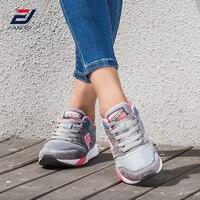 FANDEI Winter Sport Retro Running Shoes For Women Sneakers Women 2017 Outdoor Anti Skip Sport Shoes