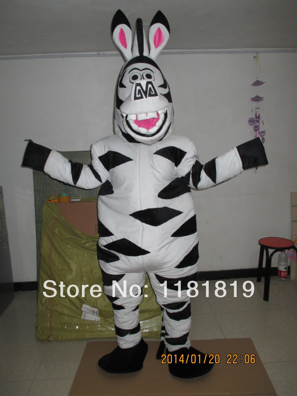 MASCOT zebra mascot costume custom fancy costume anime cosplay kit mascotte fancy dress carnival costume-in Mascot from Novelty u0026 Special Use on ... & MASCOT zebra mascot costume custom fancy costume anime cosplay kit ...