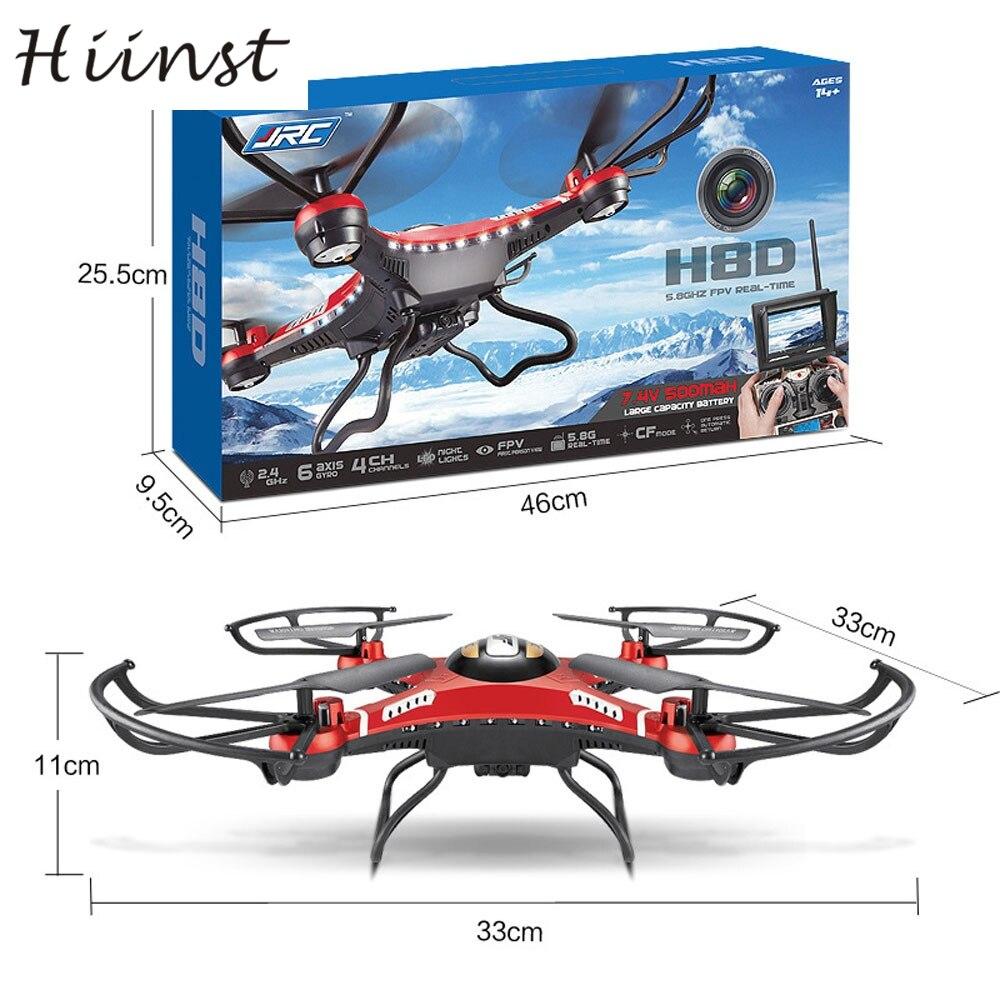 JJRC RC Quadcopter Drone Drone With Camera Battery Dron Con Camera NOV28