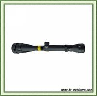 Free shipping 3 12x40AO Hunting Gunsight Rifle Scope Tactical Optical Magnifier Lens Airsoft Sight For Outdoor Sports War Gun