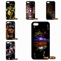 Sfm Fnaf Animatronics Plastic Black Phone Cover Case For Samsung Galaxy Note 2 3 4 5 7 S S2 S3 S4 S5 MINI S6 S7 edge