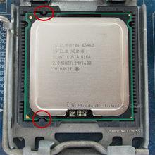 Xeon e5462 2.8ghz 12m 1600mhz cpu igual ao núcleo 2 quad q9550 cpu funciona na placa principal lga775
