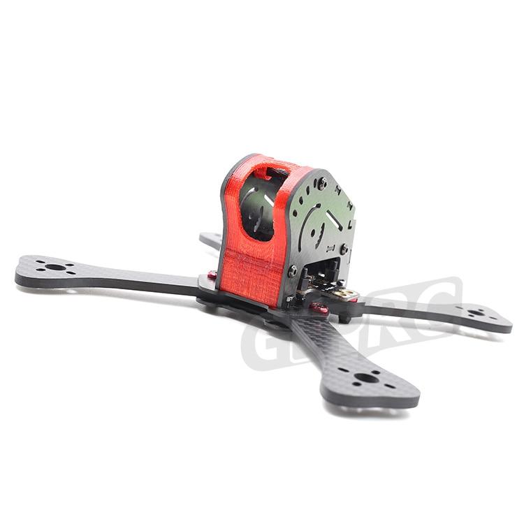 ღ ღGeprc DIY FPV mini drone gep-ix5 Hada 200mm 5 quadcopter 3 K ...