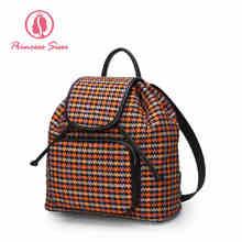 Принцесса Сисси Топ женский рюкзак Мода 2017 г. женская сумка женщин рюкзаки школьные сумка softback сумки для подростков девочек