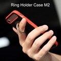Original ROCHA Anel Titular Kickstand Projeto Casos de Telefone Magnético Para iphone7 case para iphone 7 plus tampa para proteger o câmera