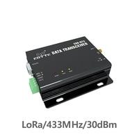 E90 DTU 433L30 LoRa RS232 RS485 Wireless Transceiver 433MHz 1W Long Range 8km PLC Transceiver Receiver Radio Modem 433 MHz LoRa