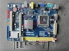 G41 g41m-vs2 needle ddr2 integrated graphics card core duo dual-core quad-core motherboard