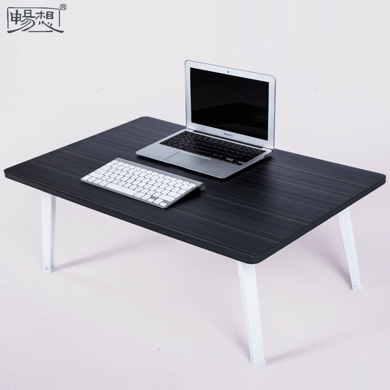 Study Table Simple : ... folding bed with a small table A243 dormitory study tables lazy simple