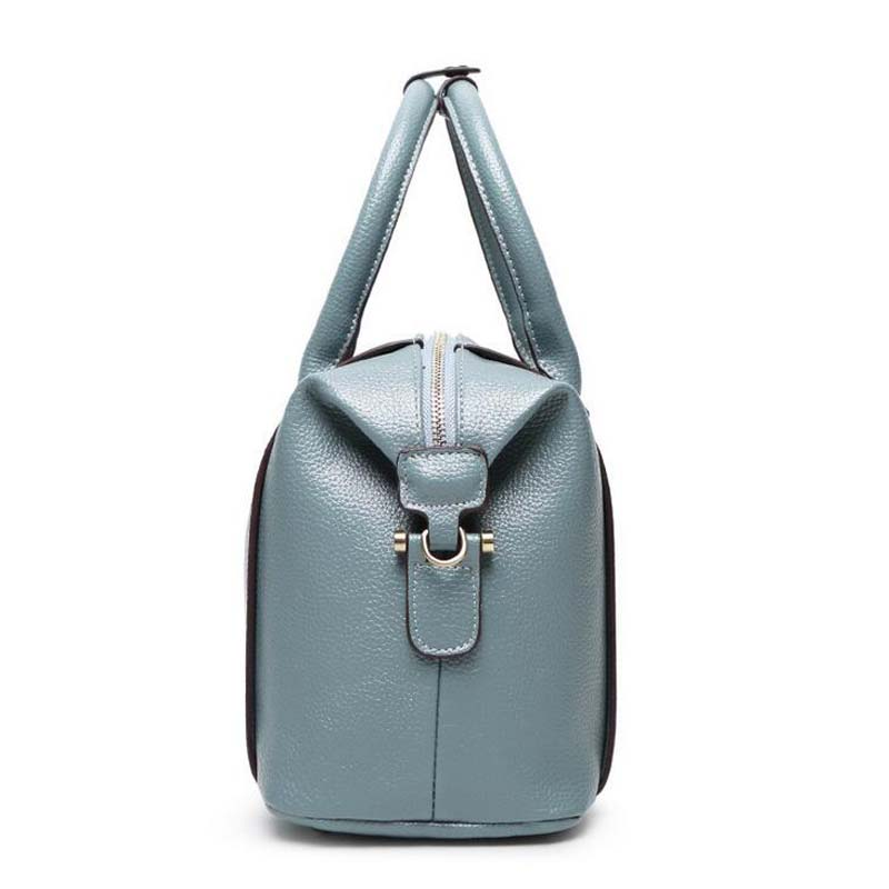angel voices women genuine leather bag Women's messenger bags tote handbags women famous brands high quality shoulder bag ladies