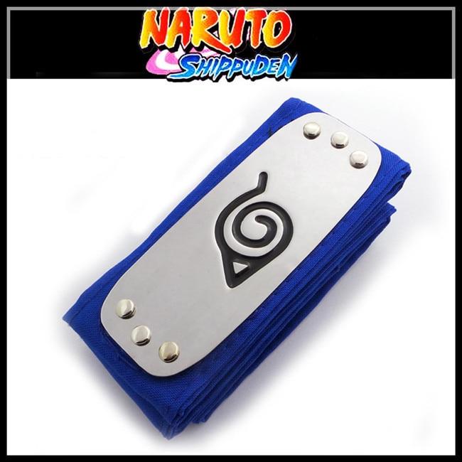 """""""Anime Naruto"""" galvos apdangalas """"Leaf Village"""" logotipas - Karnavaliniai kostiumai - Nuotrauka 4"""