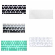 Fashion Silicone Keyboard Skin Cover For Apple Bluetooth Keyboard Magic Skin Protector Film