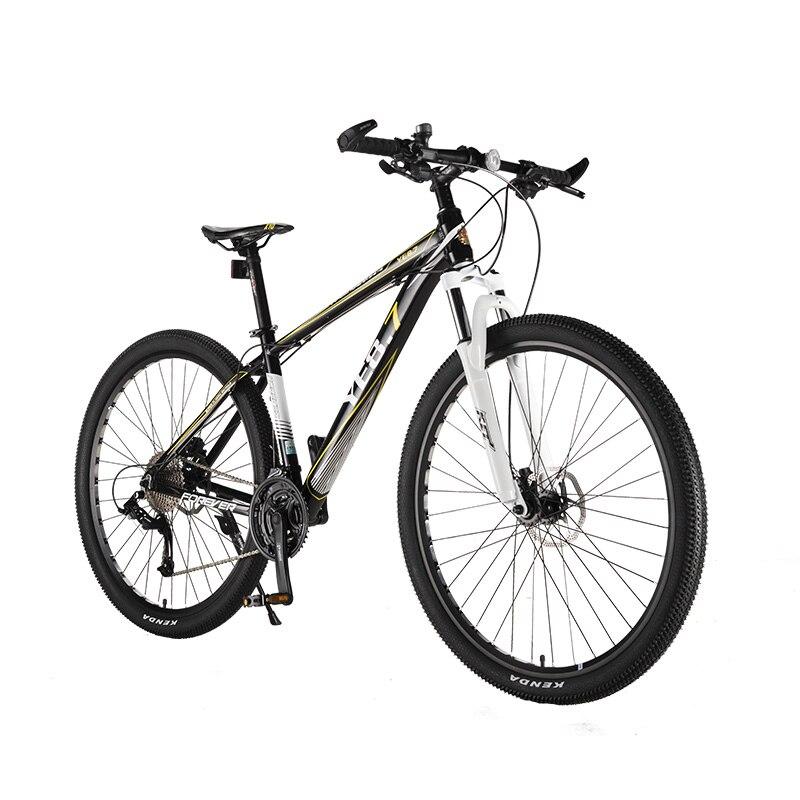 Mountain Bike  Variable Speed 29 Inches Oil Disc Brake Hard Frame Aluminium Alloy Spring Fork Unisex