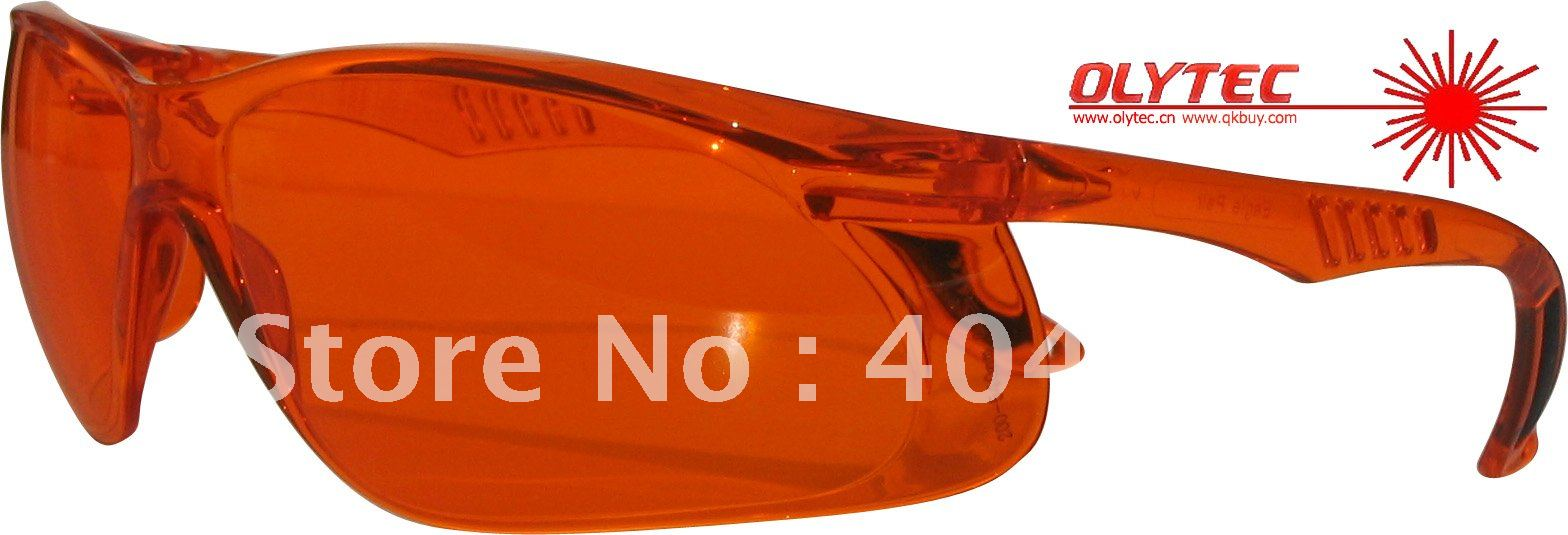 laser safety eyewear 190-540nm O.D 4+ CE certified 2940nm laser safety eyewear 2940nm o d 4 ce certified