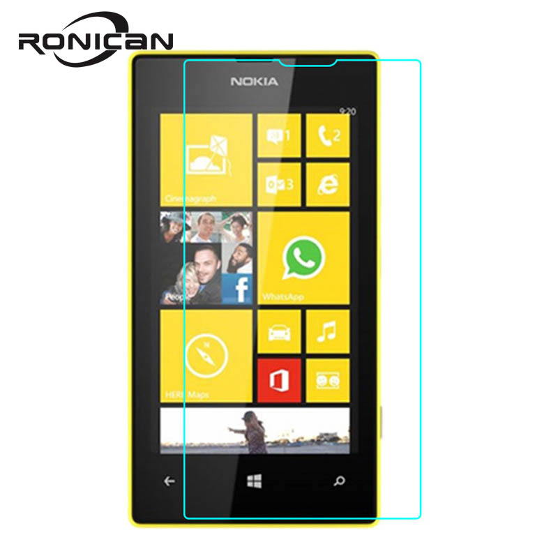 0.26mm Explosion-proof Front LCD Tempered Glass Film For Microsoft Nokia Lumia 5