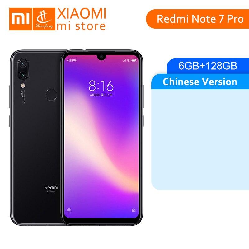Xiaomi Redmi Note 7 Pro 6GB RAM 128GB ROM Mobile Phone