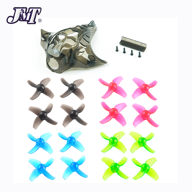JMT Mobula7 40mm 4-Paddle PC Propellers 1.0mm Hole CW CCW + Mobula 7 Camera Cover Adjustable Canopy Camera Shell Accessories