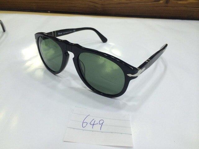 002e24df25 James Bond Sunglasses 007 Daniel Craig Folding Sunglasses 649  Size 54-20-140 Occhiali Sole Steve Mcqueen Original Box